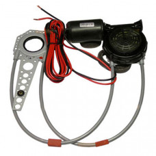 Авто стеклоподъемник SPAL 011 Standart c  кнопками