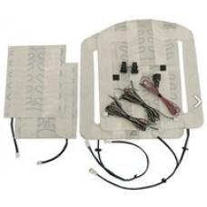 Авто подогреватель сидений ЕМЕЛЯ У.К. 2 - установочный комплект с разнесенными кнопками