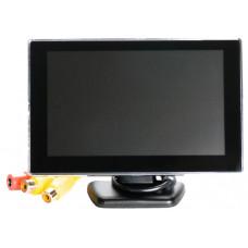 Авто монитор BLACKVIEW TDM-500 монитор на панель