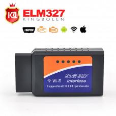Авто бортовой компьютер Olivia Drive OBD2-ELM327  - WI-FI Работает с IPHONE
