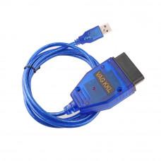 Диагностический сканер VAG 409.1 KKL OBD2 USB