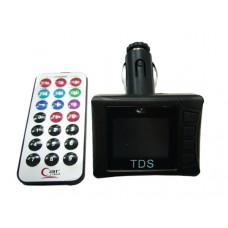 Авто FM модулятор ORBITA TM-82
