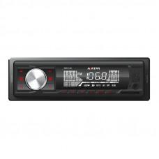 Автомагнитола 1DIN AVATAR HBR-1401  Универсальная. Высокочувствительный радио-тюнер. Память на 12 FM радиостанций. USB, SD для воспроизведения MP3. Выходная мощность 4х50W.   Предустановки эквалайзера классическая, популярная музыка, рок. Аудиовход A