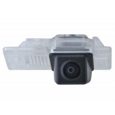 """Камера заднего вида INTRO VDC-113  в штатное место VW Polo 2013+ новый VW Polo sedan выпуска с декабря 2013 года плафон со светодиодной подсветкой. Cенсор 1/3"""" CMOS. Разрешение камеры 480 TVL.  628х582 пикселей. Угол обзора 170.  Минимальная освещенн"""