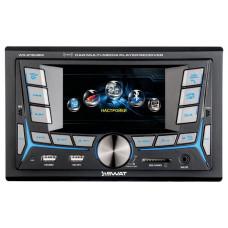 "Автомагнитола SWAT WX-218UBW 4"" цветной TFT дисплей 2 USB, SD, AUX MKV, AV1, MOV, MP4, TS, FLV, РМР, MPG, Auto"