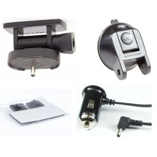 Набор DataKam во 2 машину: магнит + присоска + липучка + авто ЗУ 4 метра Набор DataKam во 2 машину: магнит + присоска + липучка + авто ЗУ 4 метра