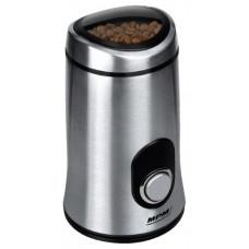 Кофемолка MPM MMK-02M серебристый