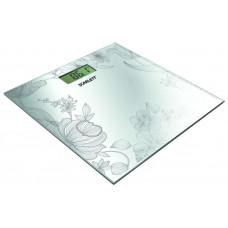 Весы электронные напольные SCARLETT SC-215 графитовый