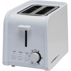 Тостер FIRST FA-5361-1 750Вт. Количество тостов: 2. Выдвижной поддон для крошек. Функции: подогрев, размораживание.