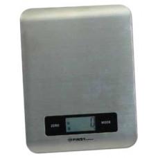 Весы кухонные FIRST FA-6403-1 кухонные Электронные, предел 5 кг, точность 1 г, автоматическое выключение.