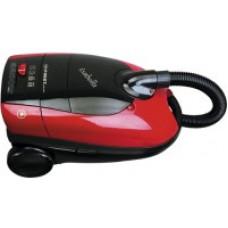 Пылесос FIRST FA-5509-1 800 Вт., пылесборник 4,5 л., красный/чёрный