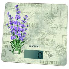 Весы VITEK VT-8020 кухонные