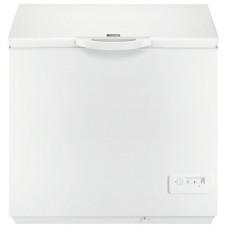 Морозильный ларь ZANUSSI ZFC 26400 WA ШxГxВ-93.5x66.5x86.8 см , 260л., ручная разморозка, белый