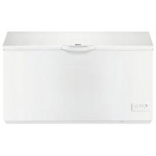 Морозильный ларь ZANUSSI ZFC 51400 WA ШxГxВ - 160x66.5x86.8 см , 495 л., ручная разморозка, белый