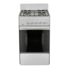 Плита FLAMA RG 24011 W Газовая духовка, Размер ВхШхГ 85х55х50