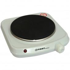 Плитка FIRST FA-5082-2 2000Вт. Чугунный дисковый элемент Ø185mm. Регулировка температуры. Макс. 500°C температура поверхности.