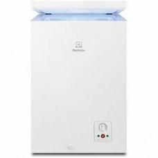 Морозильный ларь ELECTROLUX EC 1005AOW ВхШхГ 83,6 x 56,2 x 52,6 см, полезный объем морозильной камеры, л - 98, годовое потребление электроэнергии, кВт 170