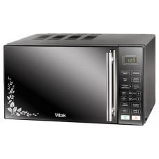 Микроволновая печь VITEK VT-1662 Объем 20л , гриль, 5 уровней мощности, электронное управление, таймер на 99 мин, режим разморозки