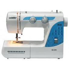 Швейная машина LEADER VS 379 22 строчки, верт челнок, петля полуавтомат,подсветка   12 мес