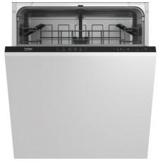 Посудомоечная машина BEKO DIN 16210 встраиваемая