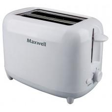 Тостер MAXWELL MW 1505 600Вт, упр.механическое, 6 режимов, отмена, поддон д/крошек