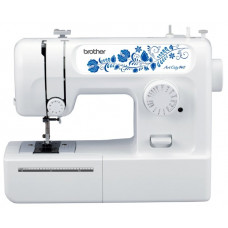 Швейная машина BROTHER ARTSITY 140 14 строчек, петля полуавтомат, горизонт челнок, свободный рукав, реверс, подсветка|  12 мес