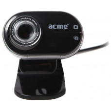 Веб камера ACME CA10 BLACK PC Cam 1300K. pixels, 1280x960 resolution, built-in microphone