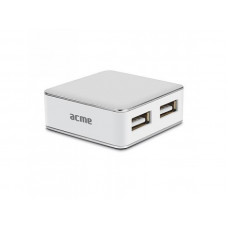 USB-разветвитель ACME HB430 4 port Pure USB 2.0 hub