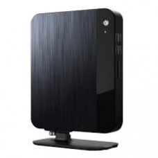 Мини ПК PEGATRON VENUS L6 90P2-5M200E0 CELERON 1037 dual core, 1.8GHZ , BLACK, WIFI, GBe LAN, D-sub, HDMI, card reader SD/SDHC/SDXC/MMC, USB2.0x4, SB 3.0 x 2, Vesa mount, Kensington lock, single pack box, CD/Manual