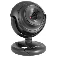 Веб камера DEFENDER C-2525HD 2МП, кнопка фото