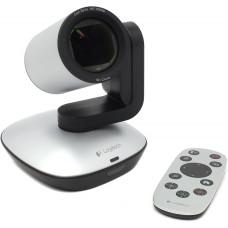 Веб камера LOGITECH V-U0035 960-001022 PTZ Pro Camera с ПДУ моторизированная IP-камера