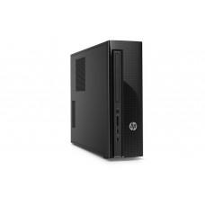 Cистемный блок HP SLIMLINE 260-A101NF DT PC AMD E2-7110 1.8GHz, 4GB, HDD 500GB, DVDRW, AMD Radeon HD, Wired, WIFI, BT, renew, W16 - Win10 64 Y4L49EAR#ABF