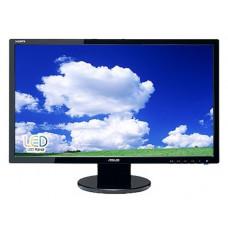 """Монитор 24"""" ASUS VE248HR LED подсветка, 19201080, Яркость 250 кд/м2, Контрастность 10 000 000 : 1, Время отклика 1мс, стереоколонки 2x1 Вт, Подключение DVI-D HDCP, HDMI, VGA D-Sub, аудио стерео"""