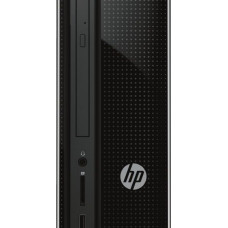 Cистемный блок HP SLIMLINE 260-A144NG DT PC, CEL J3060 1.6GHz, 4GB, HDD 1TB, DVDRW, INTEL HD Graphics, Wired, WIFI, BT, ACA 65W, W32, renew - Win10 64 1ET99EAR#ABD