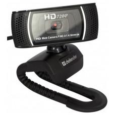 Веб камера DEFENDER G-lens 2597 HD720p 2 МП, автофокус, автослежение  63197 63197