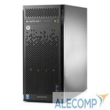 Cервер HP PROLIANT ML110 Gen9 E5-2603v4N HP Tower 4.5U XEON 6C 1.7GHz 15Mb 1x8GB R1D_2400/B140iZM/RAID0/1/10/5/noHDD4LFF/noDVD/iLOstdnoport/1NHPF 838502-421