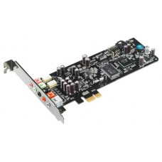 Звуковая карта ASUS PCI-Express Sound Card XONAR DSX. PCI-Express. разрядность цап – 24 bit. максимальная частота цап стерео – 192 кгц. поддержка EAX v5, поддержка ASIO v2.0. S/PDIF  XONAR DSX  Retail