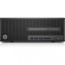 Cистемный блок HP 280 G2 SFF PC, P-C i3-6100 3.7GHz, 4GB, HDD 500GB, DVDRW, Wired, ACA 180W, Warranty 1/1/1 EURO, W08, renew - FreeDOS Y5Q31EAR#BCM