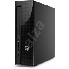 Cистемный блок HP SLIMLINE 260-A180NC DT PC, AMD A8-7410 2.1GHz, 8GB, HDD 1TB, DVDRW, Wired, WIFI, BT, AMD Radeon R5 Graphics, ACA 65W, GOLD, W12, renew - Win10 64 Y4K50EAR#BCM