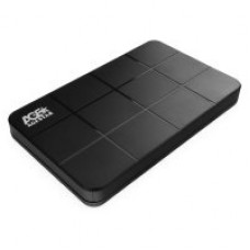 "Контейнер для HDD 2.5"" VERBATIM 6.35cm 2.5"" Store n Go Enclose HDD/SSD USB 3.0 Черный 53100"