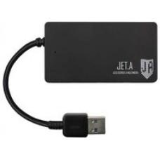Кабель Jet.A HDMI to HDMI JA-H10 плоский 1.5 m версия 2.0 с поддержкой 3D, Ultra HD 4К/Ethernet, 19 pin, 30 AWG, CCS, коннекторы HDMI с покрытием 24-каратным золотом яцев