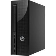 Cистемный блок HP SLIMLINE 260-A145NF DT PC, AMD A6-7310 2.0GHz, 8GB, HDD 2TB, DVDRW, Wired, WIFI, BT, AMD Radeon R4 Graphics, ACA 65W, W14, renew, - Win10 64 1EU35EAR#ABF