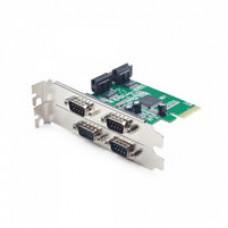 Контроллер GEMBIRD SPC-22 PCI-Express адаптер на 2 последовательных порта RS-232 SPC-22