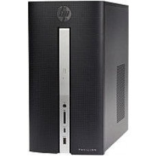 Cистемный блок HP PAV 570-P056NZ DT PC, CPU I i5-7400 up 3.5 GHz, INTEL HD Graphics 630 up 2GB, 8GB DDR4-2400, HDD 2TB, DVDRW, Wireless, Wifi 802.11a/b/g/n/ac, LAN 10/100/1.000 Mbit/s, 180W uATX, WHr, WK28,  - Win10 64 2CY76EAR#UUZ