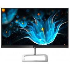 """Монитор 23,8"""" PHILIPS 246E9QJAB, IPS матрица,  разрешение 1920x1080, яркость 250 кд/м2, динамическая контрастность 20 000 000:1, время отклика 5 мс, углы обзора 178°/178°, стереоколонки 2x3 Вт, подключение HDMI, DisplayPORT, VGA D-Sub, аудио стерео"""