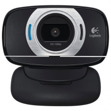 Веб камера LOGITECH WebCam C615, HD 1280x720 black 960-001056