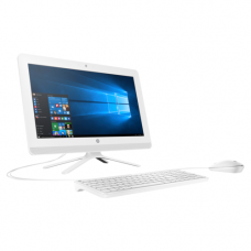 "Моноблок 19,5"" HP 20-c405ur 4HE97EA INTEL Core i3-7130U 2400Mhz/4GB/1000GB HDD/1920x1080/INTEL HD Graphics 620/WINDOWS 10 Home/WHITE"