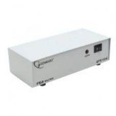 Разветвитель VGA 1--4 + БП GVS124 GEMBIRD
