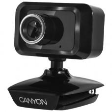 Веб камера CANYON CNE-CWC1 1,3MPX 1,3MPX  WEB камера со встроен. микрофоном, USB 2.0 | Гарантия 6 мес.