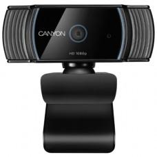 Веб камера CANYON CNS-CWC5 WEB камера со встроен. микрофоном, USB 2.0 | Гарантия 6 мес.